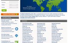 fund service directory
