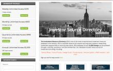 investor directory